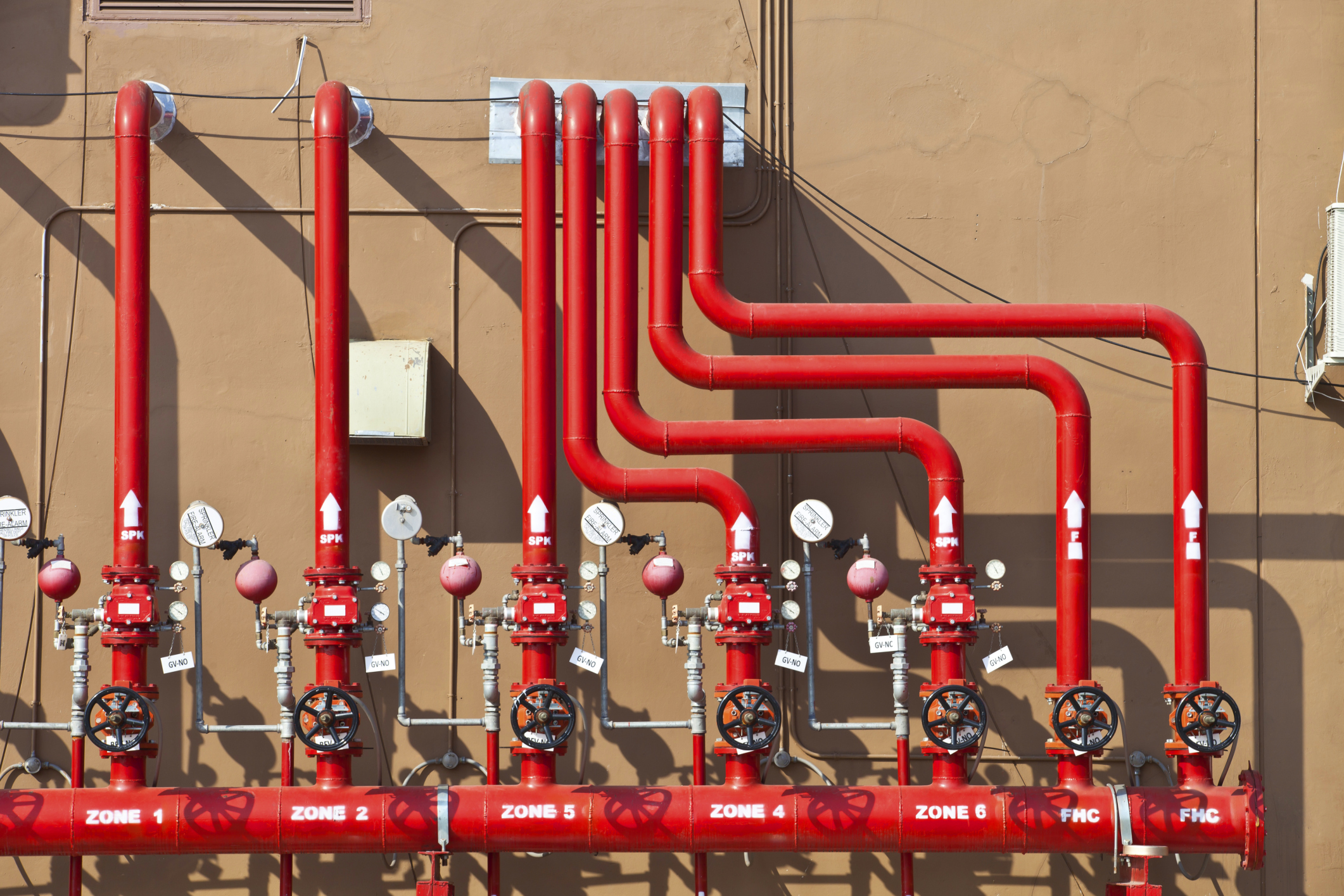 Fire detection and protection system